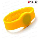 Горячий продавая изготовленный на заказ Wristband печатание RFID