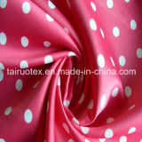 Silk liscio Satin per Wedding Clothes e Bedsheet Fabric