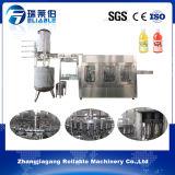 empaquetadora de la máquina de rellenar del zumo de fruta de la botella del animal doméstico 0.3~2.0L