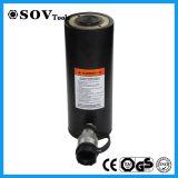 Cilindro hidráulico largo barato hidráulico de Gato 50ton de la fuente de la fábrica de China