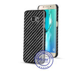 Alta caja verdadera del teléfono de la fibra del carbón del lujo el 100% para la galaxia S7 de Samsung