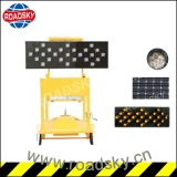 LED Solar Mobile Traffic Light per Traffic Safety