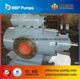 Cer anerkanntes 2W. W-Brennöldoppelschrauben-Pumpe
