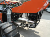 El promover caliente totalmente montado 2 chasis del cochecillo de la arena de los asientos