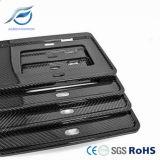 Blocco per grafici di piastra metallica del carbonio dell'automobile su ordinazione della fibra