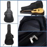 Couro mais grosso saco acolchoado da guitarra