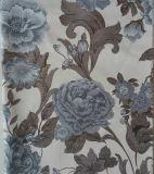 Ткань софы тканья дома драпирования полиэфира жаккарда сплетенная постельными принадлежностями