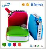 Mini altavoz sin manos portable de Bluetooth del altavoz estéreo