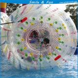 Talla los 2.0*2.1*1.8m TPU 1.0m m del precio de la bola de rodillo del agua