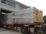 Панели сандвича шерстей утеса для контейнера панельного дома расквартировывают строительный материал