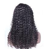 """"""" perruque indienne non transformée des cheveux humains 22 avec l'onde régulière"""