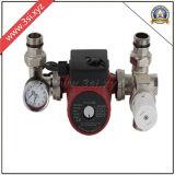 Séparateur d'eau de modulation pour le système de chauffage de plancher (YZF-1001)
