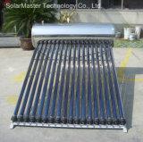 Calentador de agua solar a presión integrante de Solarmaster (EN12976)