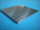 Painel da tela de fio da cunha AISI304/316/poço contínuo envolvido fio da tela/água do entalhe - tela