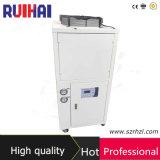 Refrigerador de água de plástico de caixa industrial de 1/2 a 20 toneladas