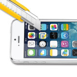 iPhoneのための明確な緩和されガラススクリーンの保護装置