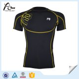 Men를 위한 주문을 받아서 만들어진 Stretch Compression Shirts Wholesale