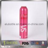 Frasco vazio da lata de pulverizador do aerossol de alumínio de Customed muitos tamanhos