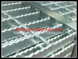 DIN Standard Gratings 또는 Gavlanized Steel Grating