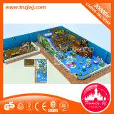 Детсад напольное Playgroundslide устанавливает оборудование игры малышей