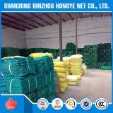 rete di sicurezza arancione verde blu d'ombreggiatura 80% della costruzione di tasso di 70%
