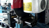 Selbstladen-Rundschreiben sah Ausschnitt-Maschine für rechteckiges Rohr