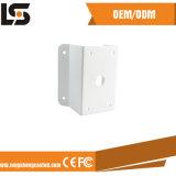 Corchete de aluminio Manufactur del montaje de la pared de la función del rectángulo de ensambladura de la cuenta