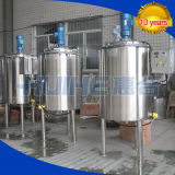 Réservoir de mélange de refroidissement et de chauffage du lait (agitateur)