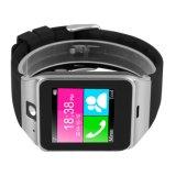 Notifier Aplus Gv18 Waterdichte Smartwatch van Sync van de Klok van de Camera van de Kaart NFC SIM