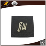 Contrassegno del cuoio di stampa di marchio per i jeans (HJL18)