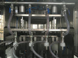 Macchina imballatrice imbottigliante di riempimento dell'acqua di bottiglia galloni da 5 & da 3 galloni