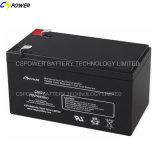 CER Zustimmungs-Leitungskabel saure UPS-Batterie 12-7 (12V7Ah)