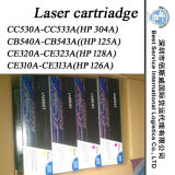 Laser Color Cartridge per l'HP CB540A (125A); HP Cc530A (304A) - OEM Compatible
