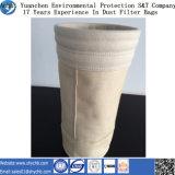 Фильтр мешка Aramid войлока иглы хорошего качества для завода цемента