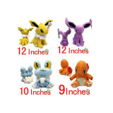 Los animales de peluche de dibujos animados de la embutidora suaves Minion Peluches