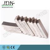 Этап диаманта Jdk для вырезывания песчаника