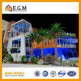 Модель виллы/модель здания/модели модели недвижимости/селитебного здания/архитектурноакустический модельный делать