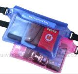 Saco impermeável do telefone móvel do PVC (WPB016)