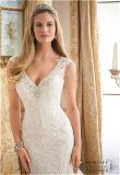 2016カスタマイズされる新しい熱販売の花嫁の人魚のウェディングドレス