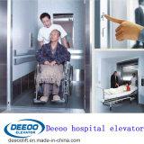 Elevatore dell'ospedale della barella della base
