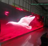Занавес видеоего СИД P10 mm крытый с высоким транспарантом освещения
