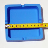 Portacenere impermeabile non tossico del silicone del quadrato del &Dustproof di vendite calde