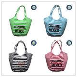 Form-haltbare einfache Segeltuchtote-Einkaufstasche