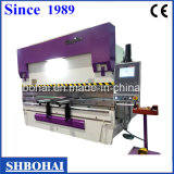 100ton 3200mm CNC Steel Metal Sheet Pliante Machine Hydraulic Press Frein