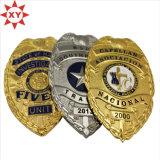 L'abitudine americana di Pin del risvolto commemora il distintivo con la spilla di sicurezza