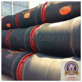 Rubber flangiato Flexible Pipe per Dredging