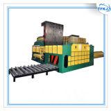 Máquina de empacotamento de aço da sucata automática ferrosa da imprensa