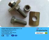 Tailles ondulées galvanisées de pipe en métal