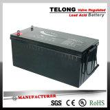 batería solar 12V200ah con el certificado de la UL del Ce