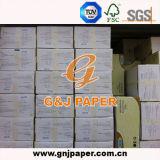 papier blanc non-enduit de sandwich au magnésium 17GSM-23GSM pour l'emballage de nourriture de pétrole
